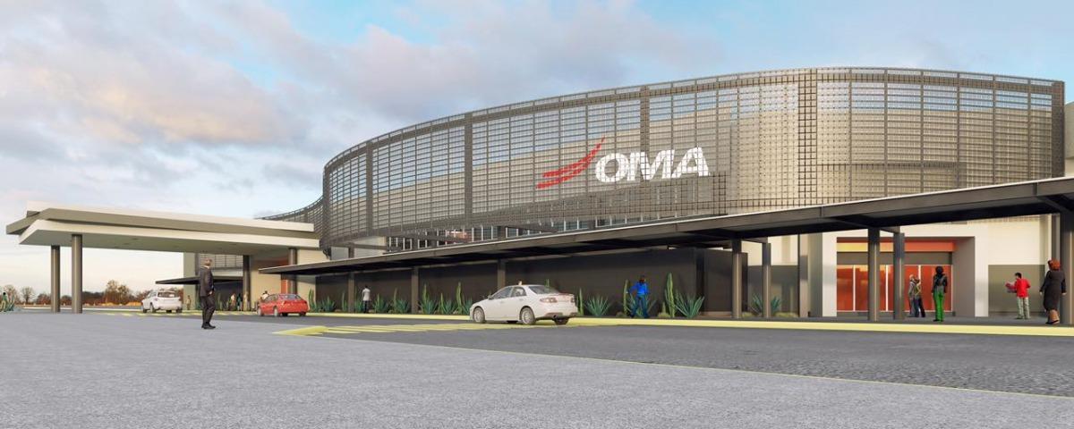 OMA invirtió 1,449 mdp en obras durante 2018