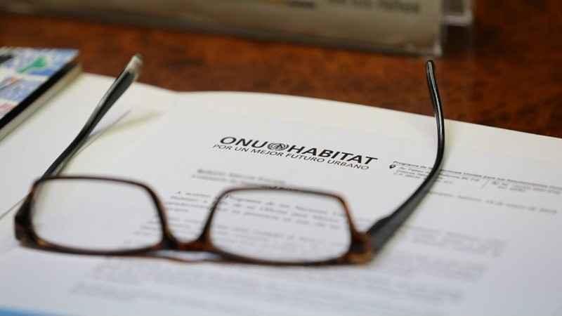 ONU-Hábitat invita a organizaciones a realizar Acuerdo de Cooperación