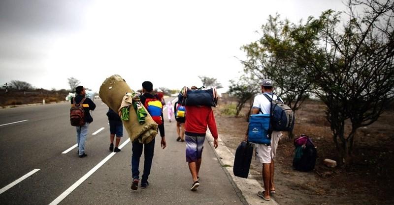 ONU-Hábitat pide suspender deportaciones por Covid-19