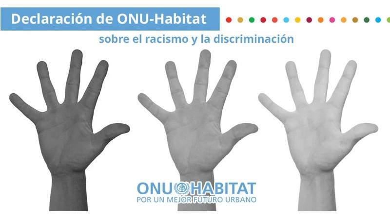 ONU-Hábitat se solidariza con las ciudades en lucha contra el racismo