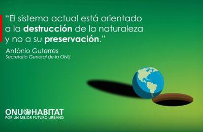 ONU-Habitat propone nuevo sistema para medir prosperidad de los países