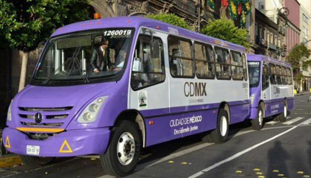 Obligatorio instalar GPS en unidades de transporte público: Semovi
