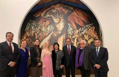Obra de muralistas mexicanos llega al Whitney Museum of American Art