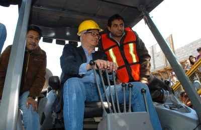 Obras en la Línea A del Metro evitarán inundaciones en estación La Paz