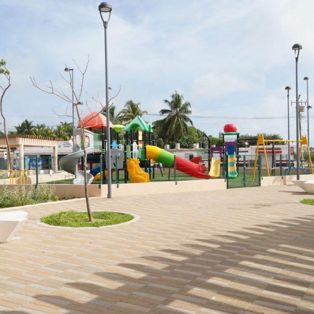 Sedatu invierte 376 mdp en municipios de Yucatán aledaños al Tren maya