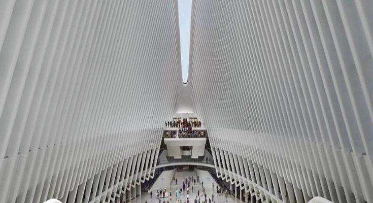 """""""The Oculus"""" abre su tragaluz en memoria del 11-S"""