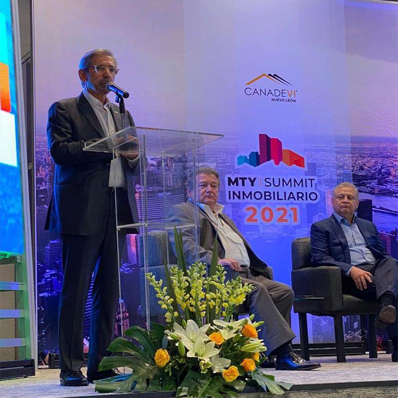 Oferta de vivienda creció 30% y aliente cierre 2021 positivo-Gonzalo Méndez