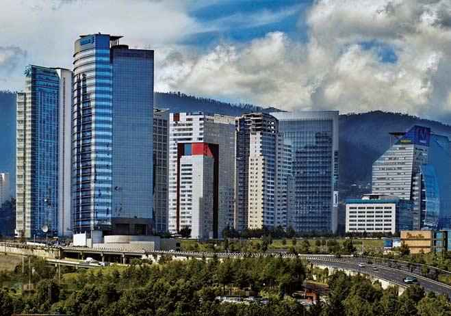 Sin freno la construcción de oficinas en la CDMX