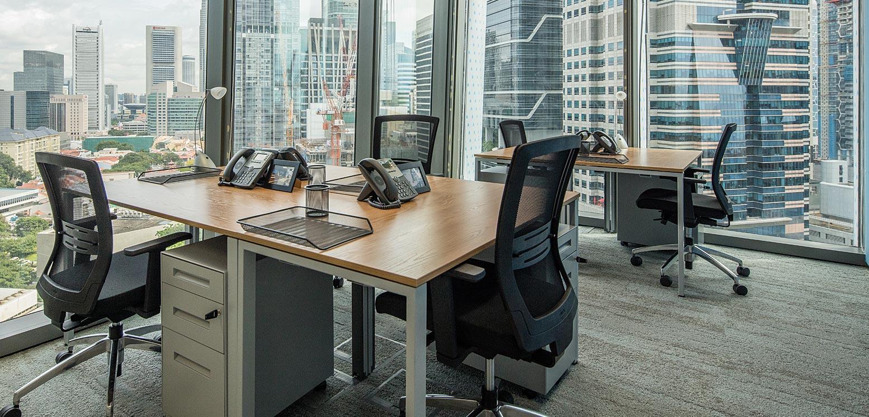 Oficinas flexibles reducen contaminación en ciudades