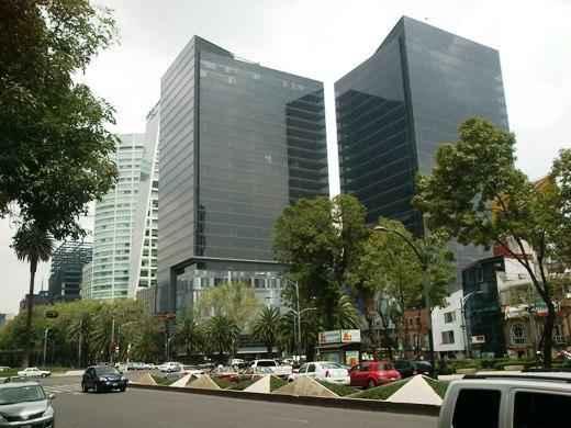 Incrementó oferta de oficinas en la Ciudad de México