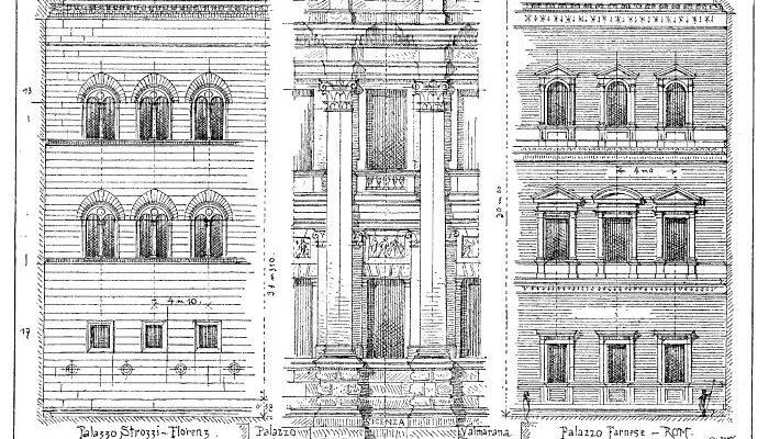 Ofrecerán charla de dibujo renacentista en la arquitectura