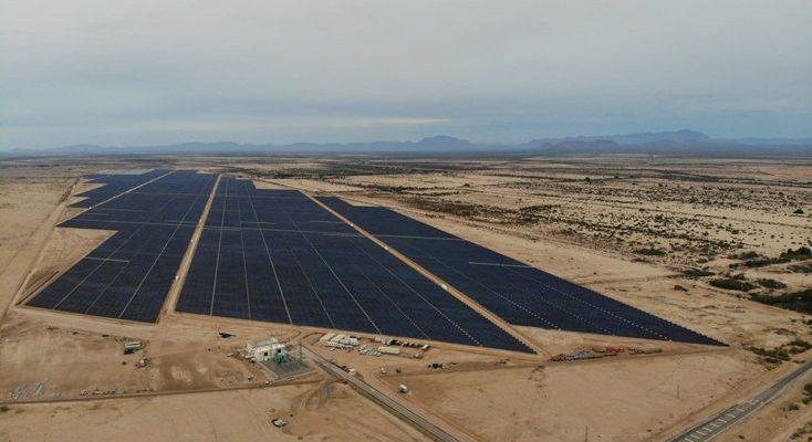 Inaugura Sener parque fotovoltaico en Sonora