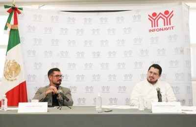 Otorgan primeros créditos de ConstruYO Infonavit en Oaxaca