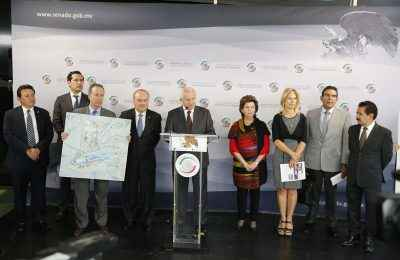 Piden Senadores PAN publicar Programa de Ordenamiento Urbano para el NAICM