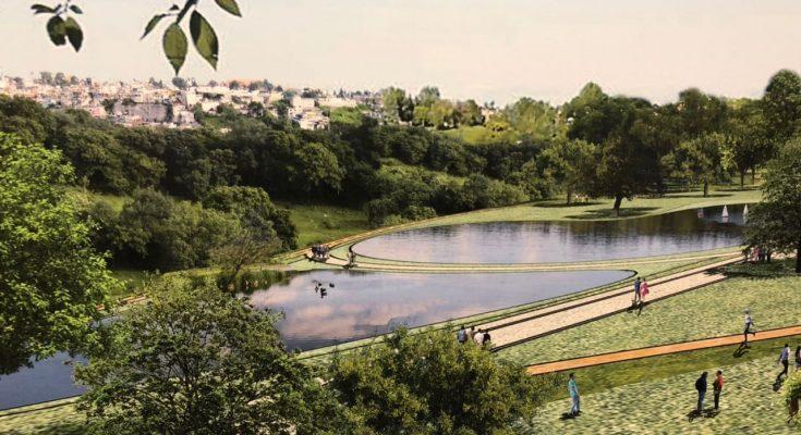 Rehabilitarán Parque Japón