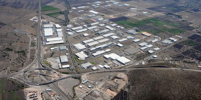 Querétaro aumentó inventario industrial al 1T2019