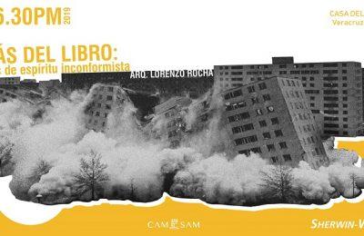 Lorenzo Rocha impartirá la conferencia 'Arquitectura con espíritu inconformista'