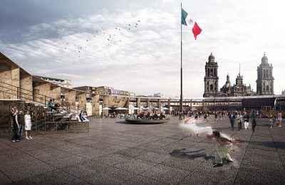 Envuelve arquitectura a la Feria de las Culturas Amigas 2016