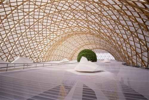 Pabellón de Japón, Expo 2000