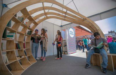 Presentan Pabellón Internacional de Diseño en la FIC 2018