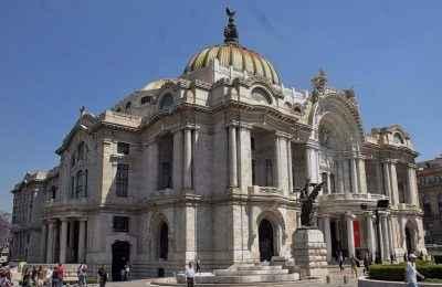 Festeja el Palacio de Bellas Artes 82 años