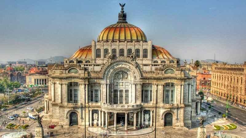 Palacio de Bellas Artes celebra 86 años como ícono de la cultura mexicana