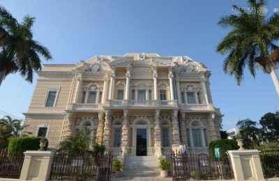 Finaliza INAH 3ra etapa de restauración del Palacio Cantón