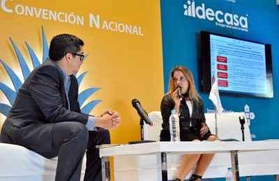 Acciones del gobierno han creado un sector vivienda sano: Silva de Anzorena