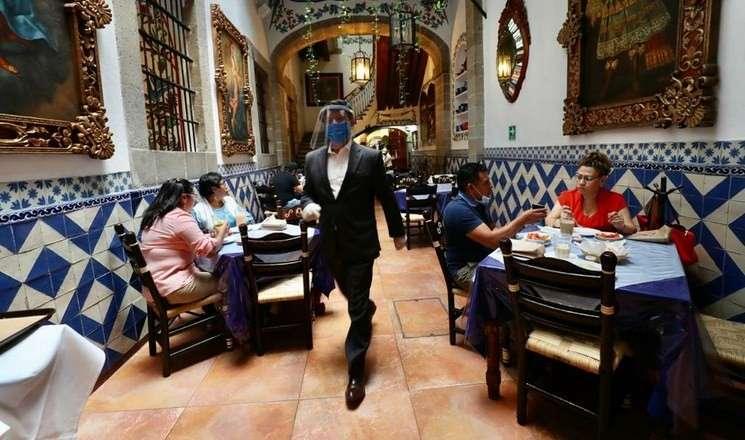 Pandemia causa pérdidas por 120 mdp en sector restaurantero: ADI