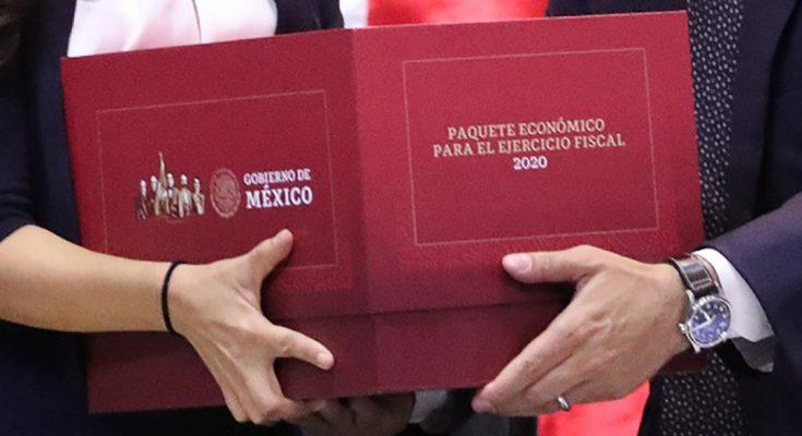 Entrega Gobierno de Edomex propuesta de Paquete Fiscal 2020