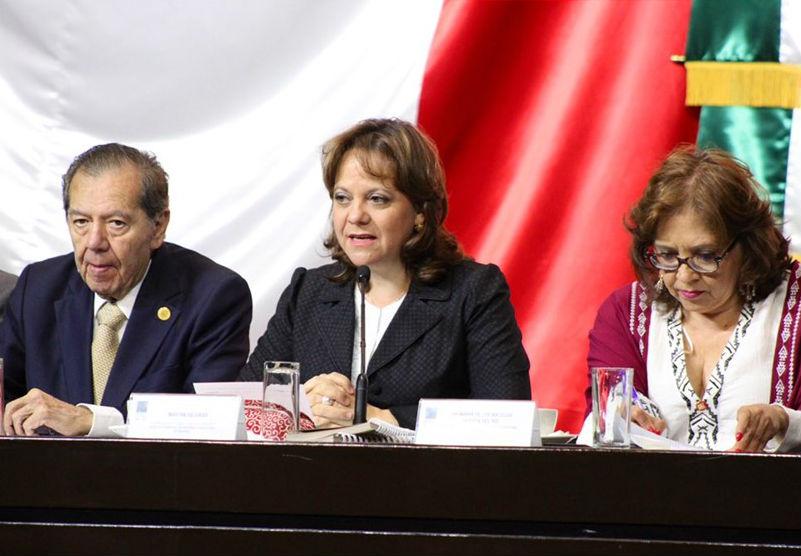 Para cumplir con ODS se requieren nuevas regulaciones: Martha Delgado