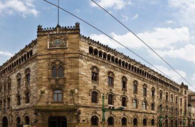 Palacio Postal celebra 112° aniversario de inauguración