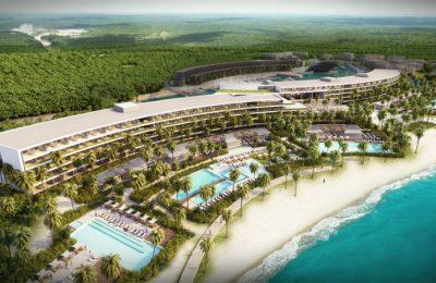 Paradisus Playa Mujeres estará listo a finales de este año