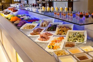 Park_cafe_-_buffet_appetisers