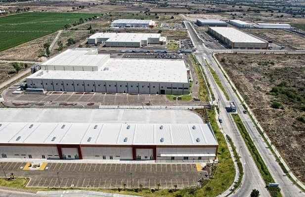 Monterrey registró 9 millones de metros cuadrados en industria
