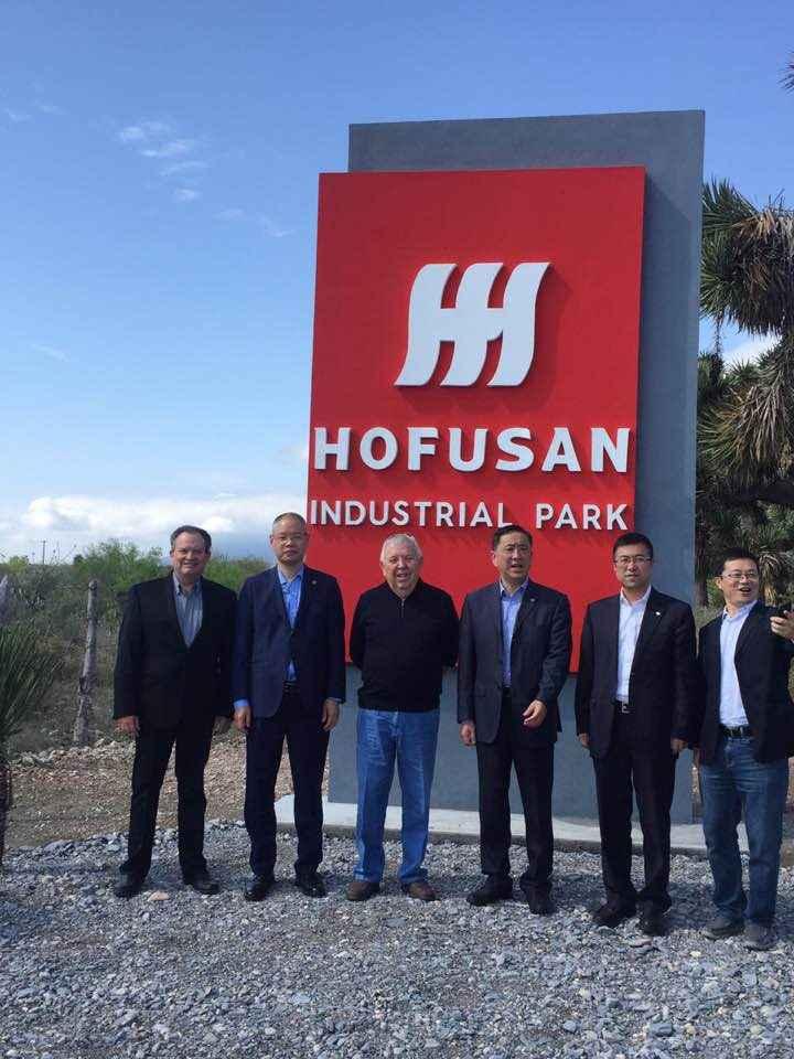 Parque Industrial Hofusan podría tener 100 empresas