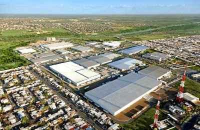 Saltillo cerró 2017 con la mayor absorción de espacios industriales