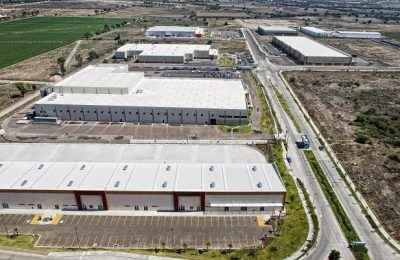 Espacios industriales de Guadalajara se fortalecen