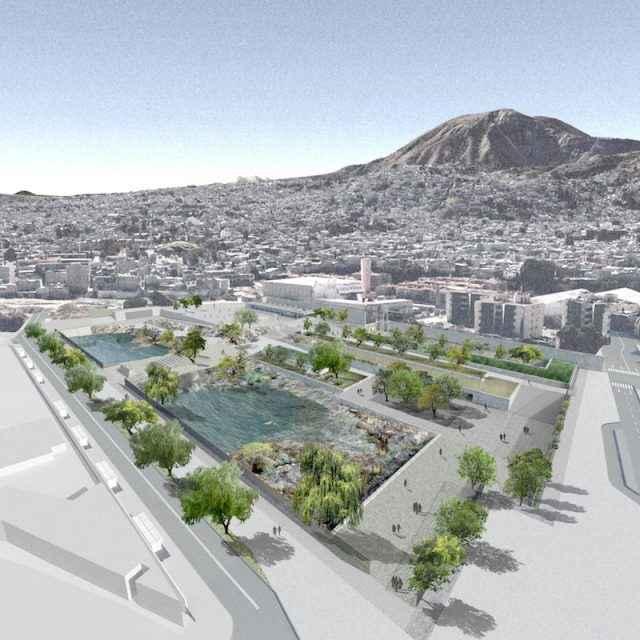 Parque hídrico La Quebradora, espacio recreativo que resolverá problemas de agua