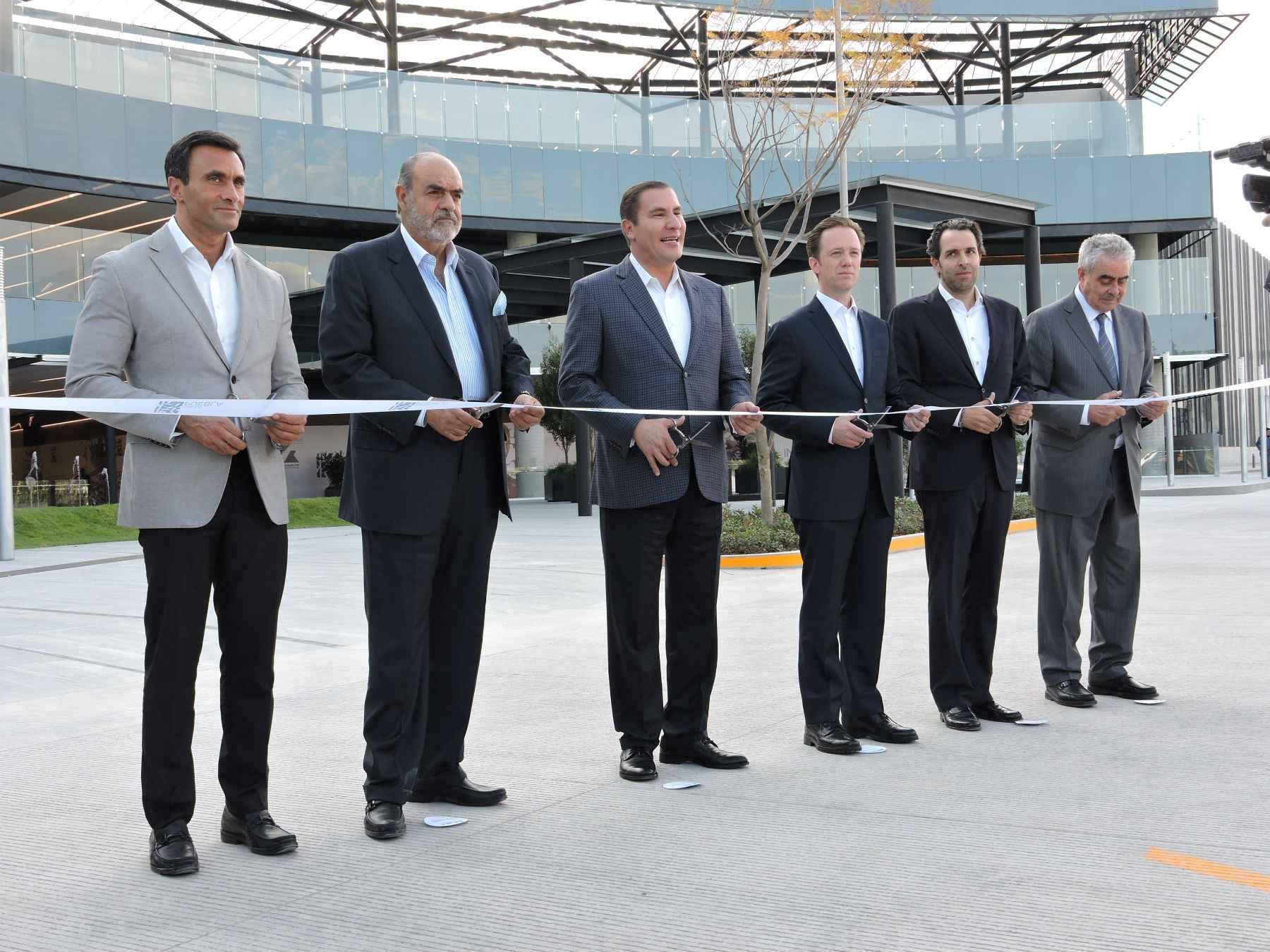 Termina construcción de Parque Puebla