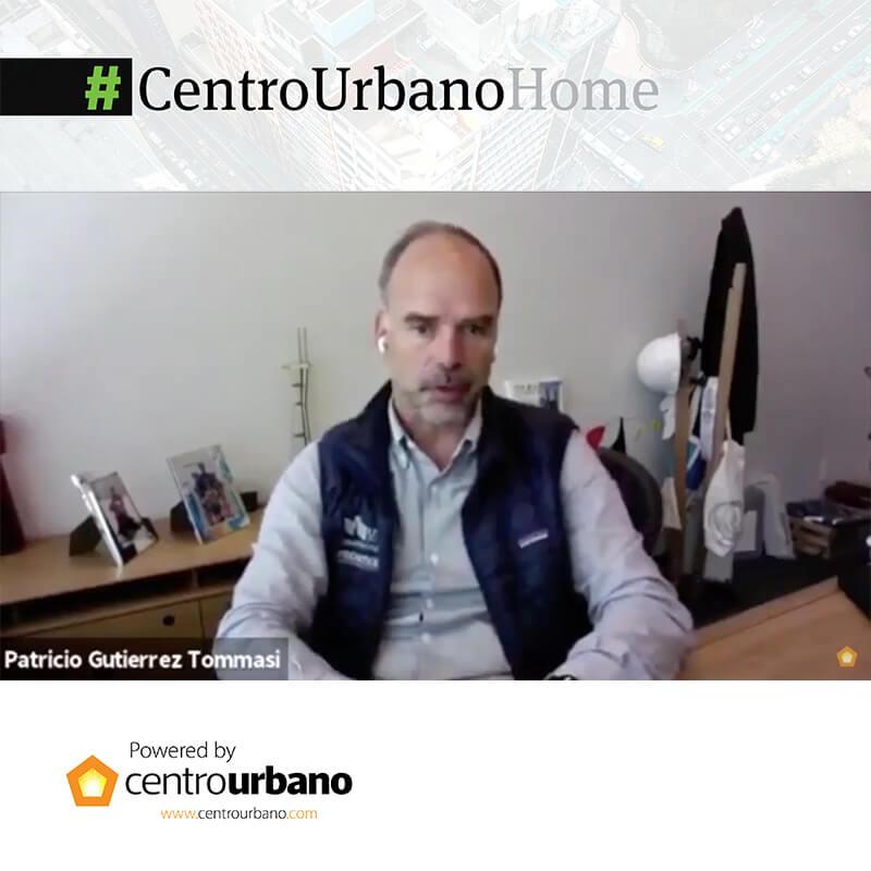 Parques Industriales - Retos y oportunidades en el cierre 2021 - Patricio Gutiérrez - Frontier - Artha Capital