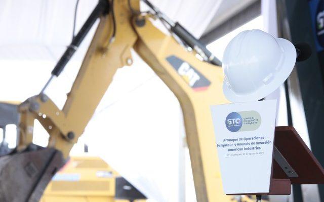 Ponen en marcha Parquesur Industrial León