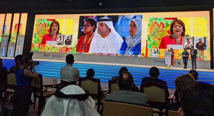 Participa SRE en décima sesión del Foro Urbano Mundial