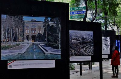 Paseo de las Culturas Amigas muestra diversidad cultural de Irán