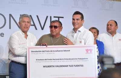 Infonavit buscará duplicar entrega de crédito en Campeche