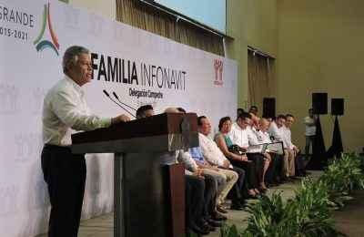 Anuncia Nueva Estretagi de Mejora del Servicio Infonavit