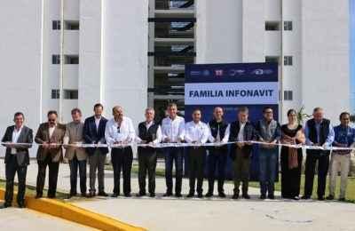 Entregan 470 viviendas de Ciudad Modelo en Puebla