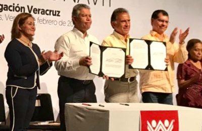 Infonavit va por derrama de 8.5 mmdp en Veracruz