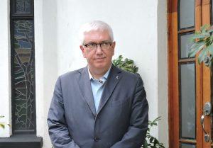 Alfonso Penela busca reinventar al Colegio de Arquitectos