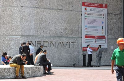Pensionado, obtén la devolución de tu ahorro Infonavit en 10 días-Infonavit-Covid19